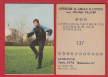 Barcelona Johan Cruyff Holland Training 137
